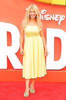 Melinda Messenger at the &quot;Incredibles 2&quot; UK film premiere, BFI Southbank, Belvedere Road, London, England, UK, on Sunday 08 July 2018.<br /> CAP/CAN<br /> &copy;CAN/Capital Pictures