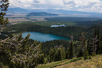 Bradley Lake and Taggart Lake, Grand Teton National Park, Wyoming