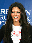 LOS ANGELES, CA. - May 09: Hope Dworaczyk arrives at the 16th Annual EIF Revlon Run/Walk For Women at the Los Angeles Memorial Coliseum on May 9, 2009 in Los Angeles, California.