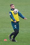 16.03.2019, Trainingsgelaende am Weserstadion, Bremen, GER, 1.FBL, Training SV Werder Bremen<br /> <br /> im Bild<br /> Felix Beijmo (Werder Bremen #02), <br /> <br /> Foto © nordphoto / Ewert
