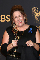 LOS ANGELES - SEP 17:  Ann Dowd at the 69th Primetime Emmy Awards - Press Room at the JW Marriott Gold Ballroom on September 17, 2017 in Los Angeles, CA