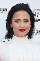WWW.ACEPIXS.COM<br /> <br /> November 8 2015, London<br /> <br /> Demi Lovato arriving at the Radio 1 Teen Awards at Wembley Arena on November 8 2015 in London<br /> <br /> By Line: Famous/ACE Pictures<br /> <br /> <br /> ACE Pictures, Inc.<br /> tel: 646 769 0430<br /> Email: info@acepixs.com<br /> www.acepixs.com