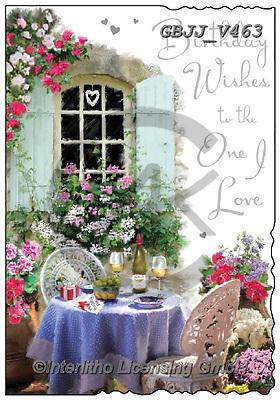 Jonny, FLOWERS, BLUMEN, FLORES, paintings+++++,GBJJV463,#f#, EVERYDAY