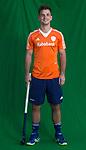 ARNHEM -  TRISTAN ALGERA , lid trainingsgroep Nederlands hockeyteam heren. COPYRIGHT KOEN SUYK