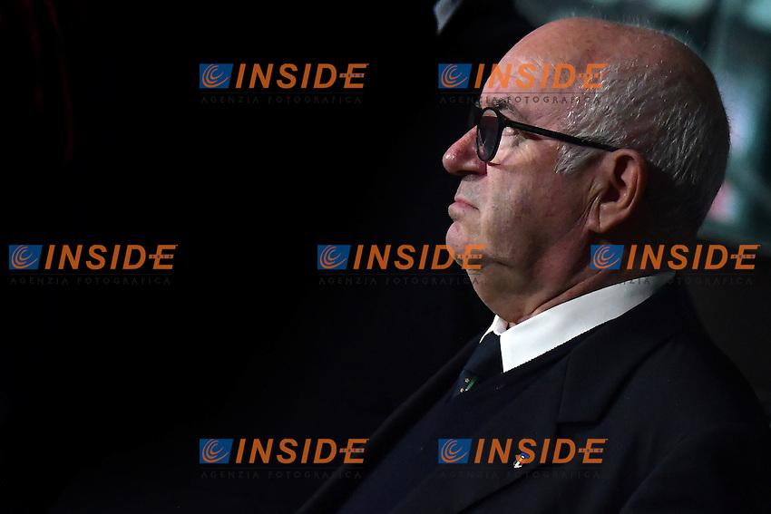 Carlo Tavecchio FIGC President <br /> Torino 06-10-2016 Juventus Stadium <br /> World Cup Qualifiers Italy - Spain / Italia - Spagna. Foto Andrea Staccioli / Insidefoto