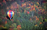 Hot Air Balloon Festival, Glens Falls, New York