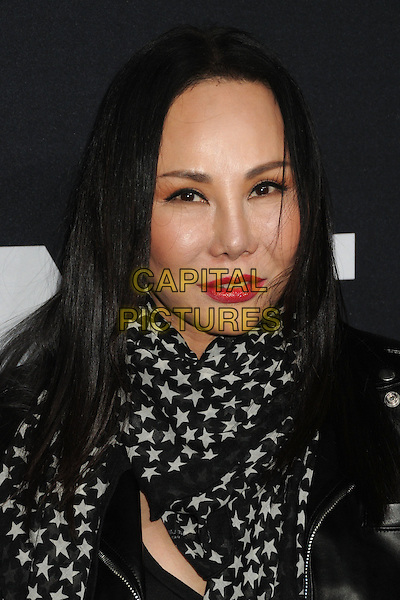 10 February 2016 - Los Angeles, California - Eva Chow. Saint Laurent At The Palladium held at the Hollywood Palladium. <br /> CAP/ADM/BP<br /> &copy;BP/ADM/Capital Pictures