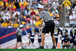 FOXBORO, MA - MAY 28: An NCAA official during the Division II Men's Lacrosse Championship held at Gillette Stadium on May 28, 2017 in Foxboro, Massachusetts. (Photo by Larry French/NCAA Photos via Getty Images)