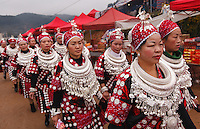 Asia,China,Guizhou,Gulong festival of Lusheng of Miao people ,China minority