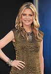 HOLLYWOOD, CA - MAY 07: Michelle Pfeiffer attends the Los Angeles premiere of 'Dark Shadows' at Grauman's Chinese Theatre on May 7, 2012 in Hollywood, California.