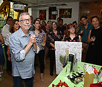 Sam Rudy during the Retirement Celebration for Sam Rudy at Rosie's Theater Kids on July 17, 2019 in New York City.