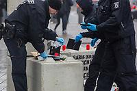 17-12-19 Identitäre am Brandenburger Tor