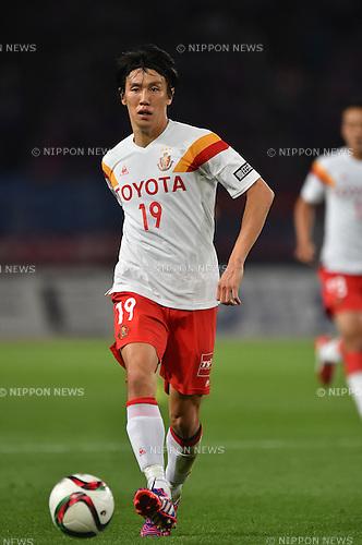 Kisho Yano (Grampus), MAY 23, 2015 - Football / Soccer : 2015 J1 League 1st stage match between F.C.Tokyo 0-1 Nagoya Grampus at Ajinomoto Stadium in Tokyo, Japan. (Photo by AFLO)