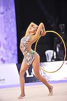September 23, 2014 - Izmir, Turkey - RITA MAMUN of Russia performs at 2014 World Championships.