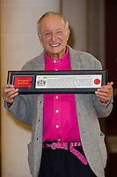 Lord Richard Rogers receives the Freedom of the City of London
