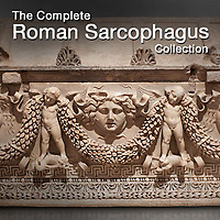 Pictures & Images of Roman Sculpted Relief Sarcophagus -