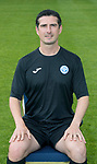 St Johnstone FC Season 2017-18 Photocall<br />Euan Peacock, Chief Scout<br />Picture by Graeme Hart.<br />Copyright Perthshire Picture Agency<br />Tel: 01738 623350  Mobile: 07990 594431