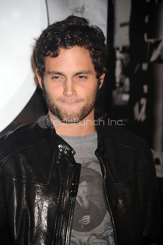 Penn Badgley on the carpet during Burberry Day at The New York Palace Hotel on May 28, 2009 in New York City Credit: Dennis Van Tine/MediaPunch