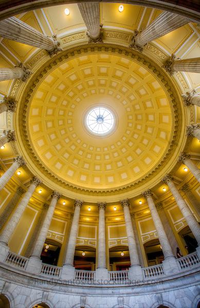 Cannon House Office Building Congress Washington DC Architecture.Washington DC Stock Photography