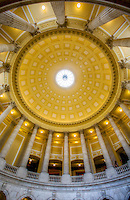 Cannon House Office Building Congress Washington DC Architecture.Washington DC Stock Photography