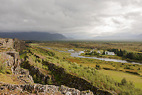 Pingvellir National Park<br /> Iceland