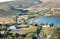 The coastal farm in the Agrio Livadi area (Wild Meadow) on the Greek island of Patmos constitutes a beloved destination for the Papagrigorakis family.