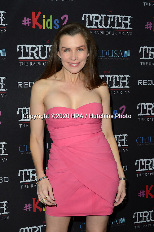 """LOS ANGELES - MAR 9:  Alicia Arden at the """"(My) Truth: The Rape of 2 Coreys"""" L.A. Premiere at the DGA Theater on March 9, 2020 in Los Angeles, CA"""