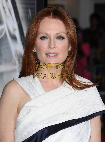 LOS ANGELES, CA - FEBRUARY 24 -Julianne Moore attends Universal Pictures' Non-Stop held at Regency Village Theatre in Westwood, California on February 24,2014                                                                               <br /> CAP/DVS<br /> &copy;DVS/Capital Pictures