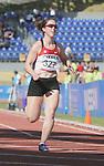 November 14 2011 - Guadalajara, Mexico: Jaqueline Rennebohm at the 2011 Parapan American Games in Guadalajara, Mexico.  Photos: Matthew Murnaghan/Canadian Paralympic Committee