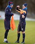 Josh Windass and Andy Halliday