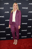 """LOS ANGELES - JAN 14:  Elisabeth Rohm at the Crackle's """"The Oath"""" Photo Call at the Langham Huntington Hotel on January 14, 2018 in Pasadena, CA"""