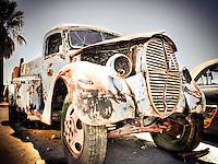 1939 Ford Tanker Truck - Arizona - Old City of Phoenix Truck