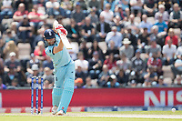 Jonny Bairstow (England) plays a glorious straight drive for four during England vs West Indies, ICC World Cup Cricket at the Hampshire Bowl on 14th June 2019