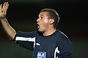 Stevenage manager Graham Westley during the Blue Square Premier match between Stevenage Borough and Grays Athletic at the Lamex Stadium, Broadhall Way, Stevenage on 22nd September, 2009..© Kevin Coleman 2009 .....© Kevin Coleman 2009 .....© Kevin Coleman 2009 .