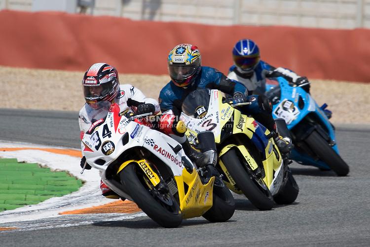 Tandas populares en el Circuito de Cartagena - 1/5/2008 - Cartagena - Murcia