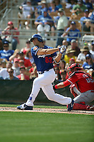Rob Segedin - Los Angeles Dodgers 2016 spring training (Bill Mitchell)