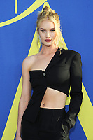 BROOKLYN, NY - JUNE 4: Rosie Huntington Whiteley at the 2018 CFDA Fashion Awards at the Brooklyn Museum in New York City on June 4, 2018. <br /> CAP/MPI/JP<br /> &copy;JP/MPI/Capital Pictures