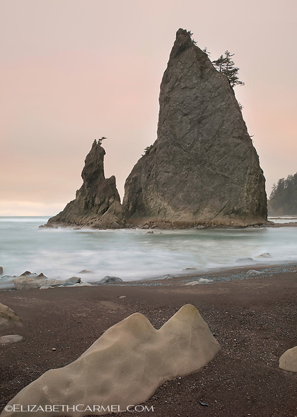 Sea Stacks I