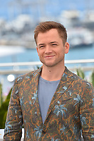 "CANNES, FRANCE. May 16, 2019: Taron Egerton at the photocall for the ""Rocketman"" at the 72nd Festival de Cannes.<br /> Picture: Paul Smith / Featureflash"