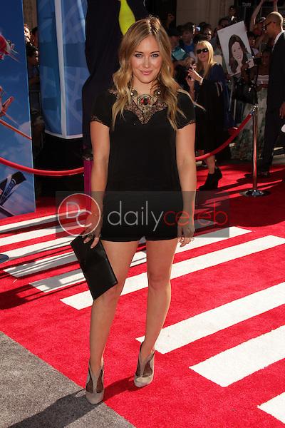 Hilary Duff<br /> at the World Premiere Of Disney's Planes, El Capitan, Hollywood, CA 08-05-13<br /> David Edwards/DailyCeleb.Com 818-249-4998