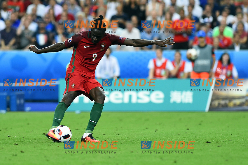 Gol Eder (Portugal) goal <br /> Paris 10-07-2016 Stade de France Football Euro2016 Portugal - France / Portogallo - Francia Finale / Final<br /> Foto Massimo Insabato / Insidefoto
