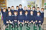 The big boys and girls from Coolick NS, Kilcummin who started school on Monday front row l-r: Clodagh O'Connor, Breanna Morgan-Short, Me?abh Doolan, Sadhbh Teahan, Cora Mulhern and Becky Kelly. Back row: Darragh McSweeney, Dara Moynihan, Senan Kennedy, Dan O'Rahilly, Cian O'Connor, Luke Daly, Padraig Regan, Killian O'Gorman, Scott Mulhare and Darrell O'Connor.