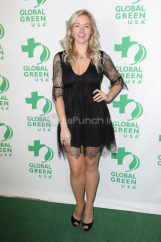 Hollywood, CA - February 22: Laura Linda Bradley, At 14th Annual Global Green Pre Oscar Party, At TAO Hollywood In California on February 22, 2017. Credit: Faye Sadou/MediaPunch