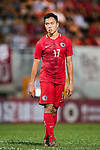 Lo Kong Wai of Hong Kong during the International Friendly match between Hong Kong and Jordan at Mongkok Stadium on June 7, 2017 in Hong Kong, China. Photo by Marcio Rodrigo Machado / Power Sport Images