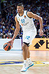 Real Madrid Walter Tavares during Turkish Airlines Euroleague Quarter Finals 4th match between Real Madrid and Panathinaikos at Wizink Center in Madrid, Spain. April 27, 2018. (ALTERPHOTOS/Borja B.Hojas)