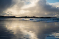 Traigh Hornais beach, North Uist, Outer Hebrides, Scotland
