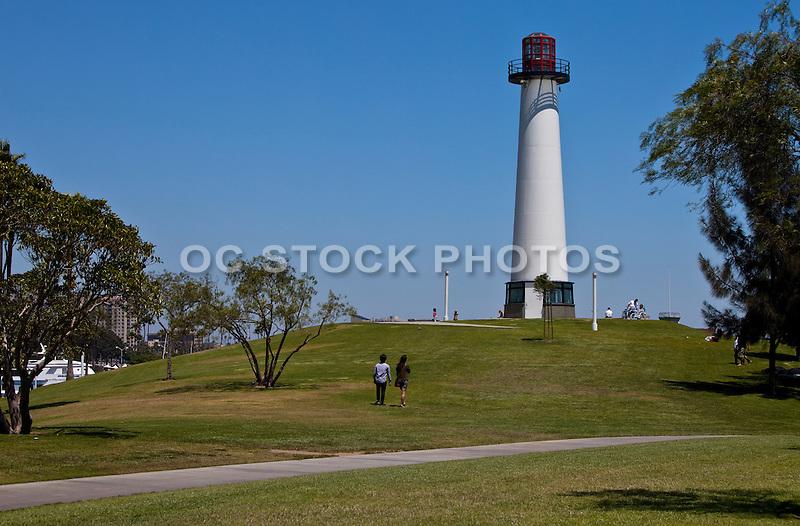 Shoreline Park at Rainbow Harbor Long Beach