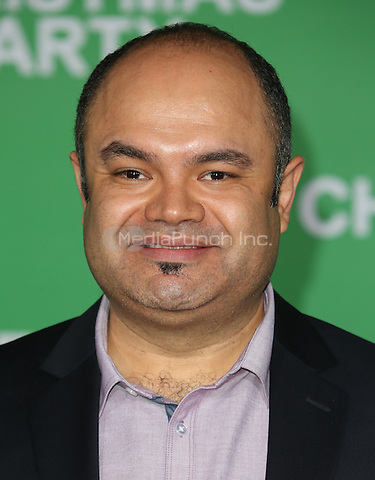 """Westwood, CA - DECEMBER 07: Erick Chavarria, At Premiere Of Paramount Pictures' """"Office Christmas Party"""" At Regency Village Theatre, California on December 07, 2016. Credit: Faye Sadou/MediaPunch"""