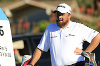 Shane Lowry (IRL) on the 6th tee at Pebble Beach course during Friday's Round 2 of the 2018 AT&amp;T Pebble Beach Pro-Am, held over 3 courses Pebble Beach, Spyglass Hill and Monterey, California, USA. 9th February 2018.<br /> Picture: Eoin Clarke | Golffile<br /> <br /> <br /> All photos usage must carry mandatory copyright credit (&copy; Golffile | Eoin Clarke)