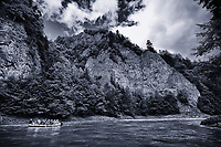 Dunajec river rafting in Poland